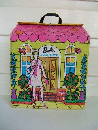 1966 Mod Barbie House Mate – Case No. 5152