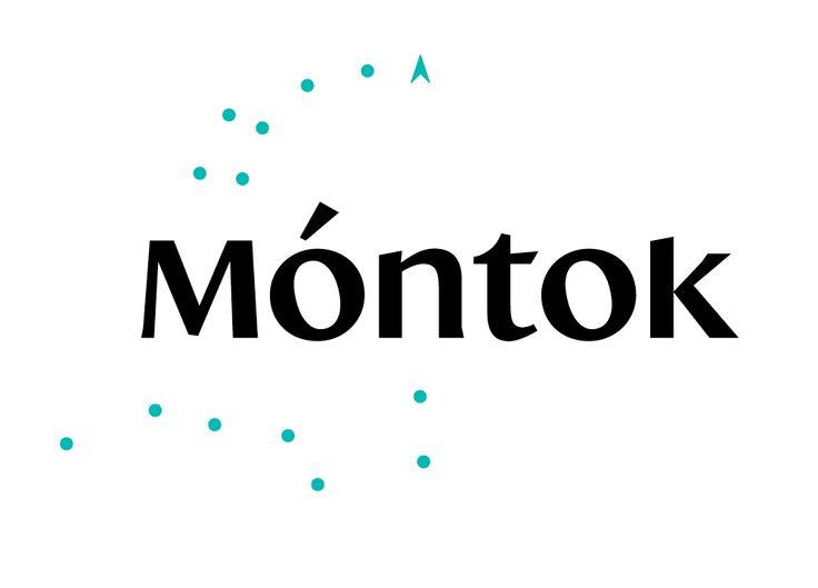 Montok logo by Kipo