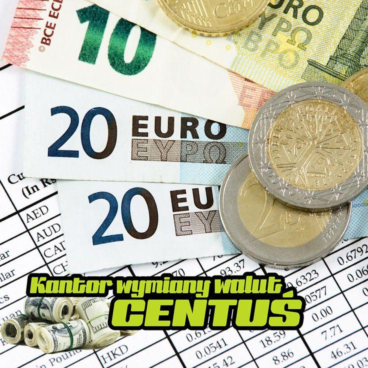 Wszystkich zainteresowanych wymianą walut 💸 po atrakcyjnych kursach zapraszamy do naszego kantoru :)  http://www.kantorcentus.pl/ ul. Długa 48/23  31-147 Kraków  #waluty #wymianawalut #kurswalut #kurseuro #kursdolara #kursfunta