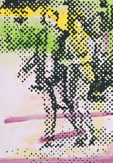 Art Splash: Sigmar Polke - Music from an Unknown Source - Galerie Mirchandani and Steinruecke - Mumbai