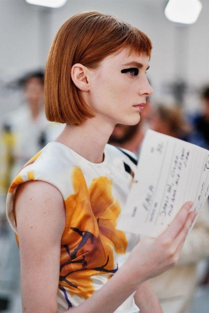 Hair 2019, 7 Trends aus den Frühjahr / Sommer 2019 Modenschauen ...
