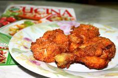 Pollo fritto alla paprika e un secondo invitante e gustoso che ha conquistato proprio tutti. Gustoso, croccante, colorato e delicatissimo.