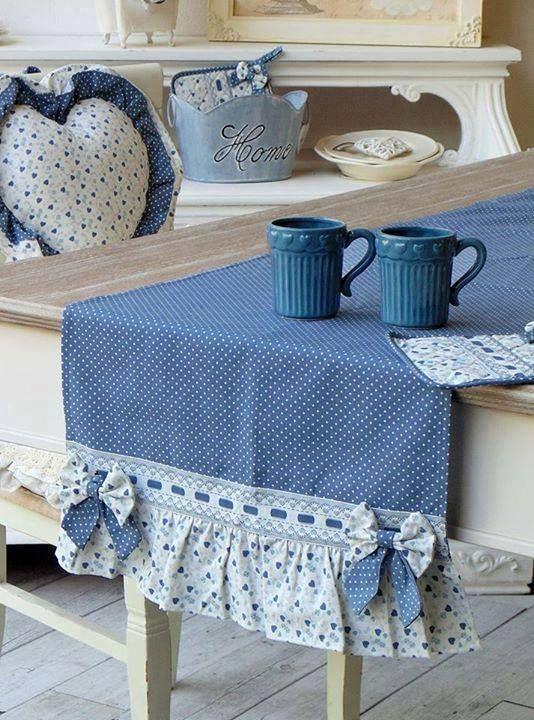 Blue Bellflower Cottage