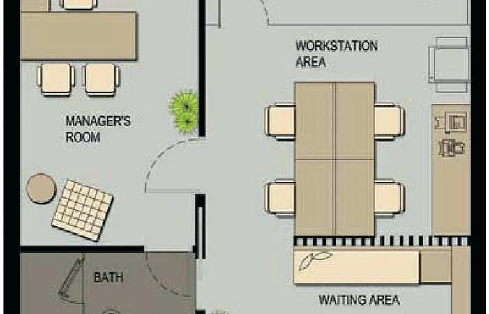 Best Office Layout Design Design Homeofficedesignlayoutfloorplans Layout Office Small Office Design Office Layout Plan Home Office Layouts