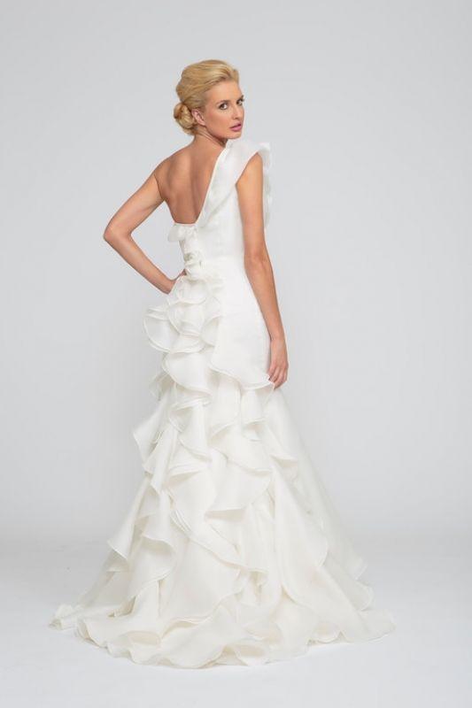 Junebug's Wedding Dress Gallery: Angel Rivera Wedding Dresses from the 2014 Empress Collection | via junebugweddings.com