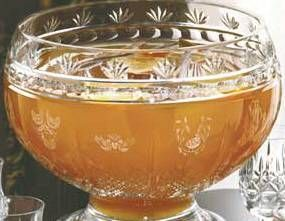 Thanksgiving Punch Recipes - non-alcoholic  Made the citrus cranberry punch.  Very good mix of sweet and tart.  Would definitely make it again.