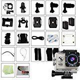 Cheap GBB Action Camera Waterproof Sports Camera 1080p 12MP 170