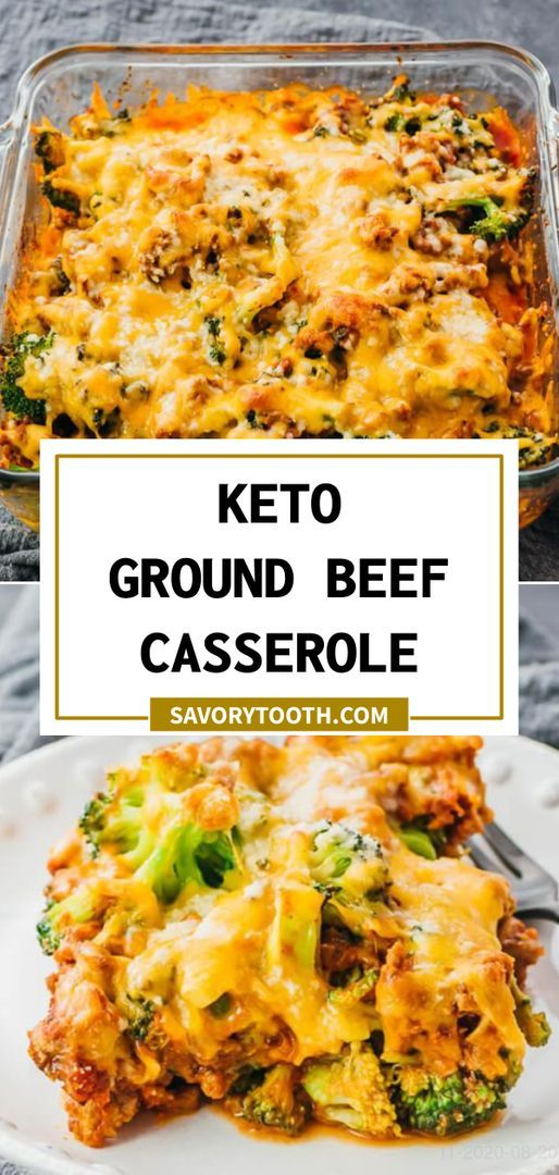 This Is A Delicious Keto Casserole Dinner With Ground Beef Broccoli And Tomato Sauce Kind Of Tas In 2020 Keto Recipes Dinner Low Carb Keto Recipes Keto Diet Recipes