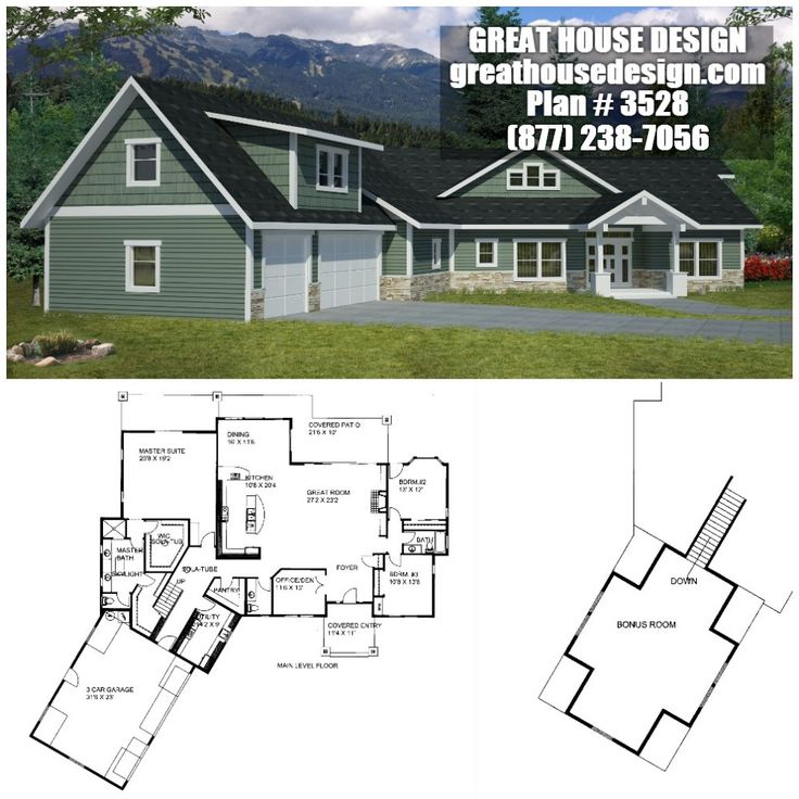 Best Standard X Framed Homes By Great House Design Images On - Traditional house plans traditional home plans