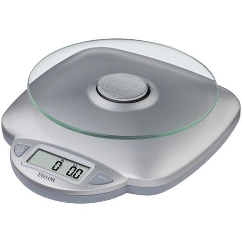Taylor Digital Food Scale – The Spinster's Shoppe, LLC