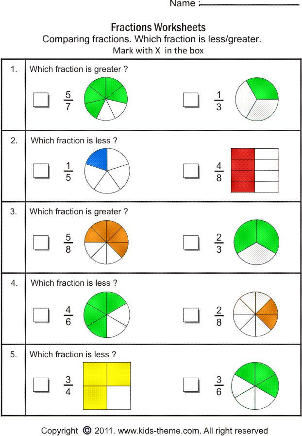 math worksheet : 4 grade worksheets to print  caps  grade 4  intermediate phase  : Fractions Of A Set Worksheets Grade 4