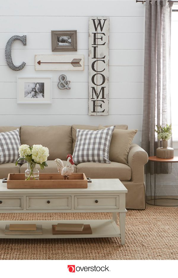 Find everything you need to give your living room a refresh at Overstock.com. Shop thousands of products and beautiful new furniture at the lowest prices---coffee tables, lamps, home décor, and more! Overstock.com -- All things home. All for less.
