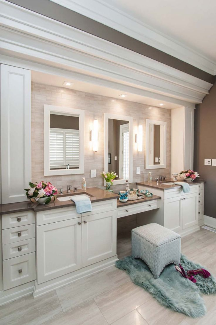 53 most fabulous traditional style bathroom designs ever - Bathroom Design Ideas Pinterest