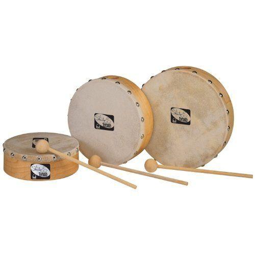 Toca T-3206SE Frame Drum by Toca. $12.95. Sheila 6 inches frame drum natural calf