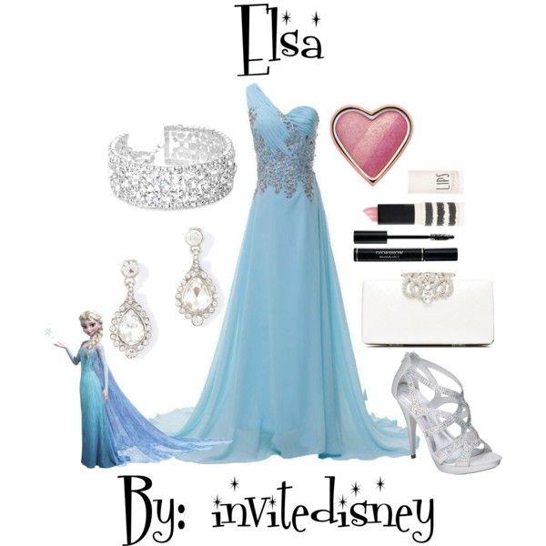 Elsa - Polyvore