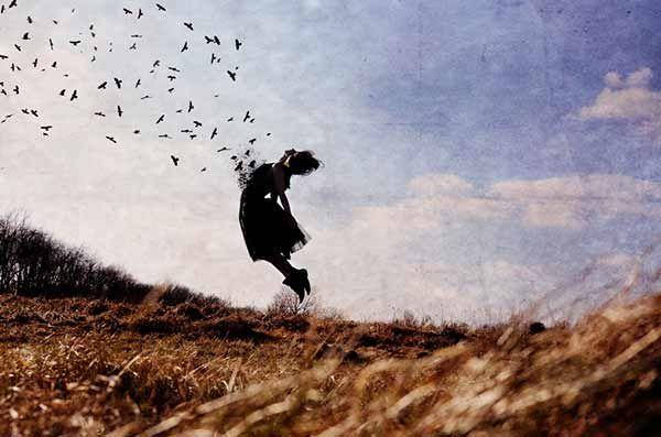 Les clichés Brooke DiDonato Sontravail est dédiéà la photographie conceptuelle et expérimentale. Poésie décalée surréalisme rêves parfois inquiétants