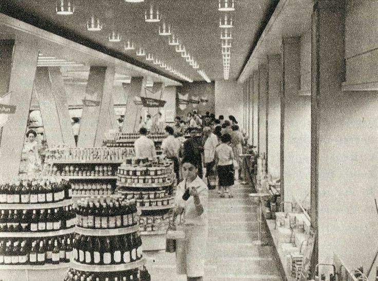 Magazinul Unic, anii '60