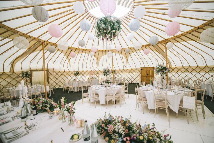 50ft yurt - Yorkshire Yurts …