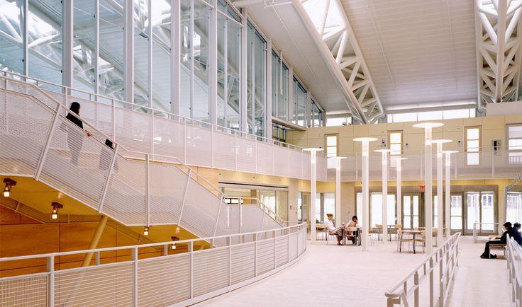 Kenyon Athletic Center, Kenyon College | GUND Partnership | Architecture and Planning