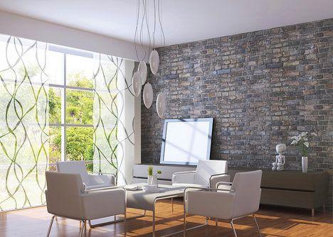 Současná moderní architektura je ve znamení světla a velkých prosklených ploch, které perfektně zakryje japonská stěna. V rozměrech 250 x 400 cm stojí 11 856 Kč; Isotra