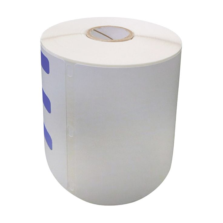 Avery Thermal Printer Labels, Shipping, 4 x 6, White, 220/Roll, 4 Rolls/Box