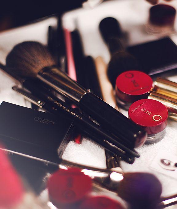 Fashion Week Make-Up