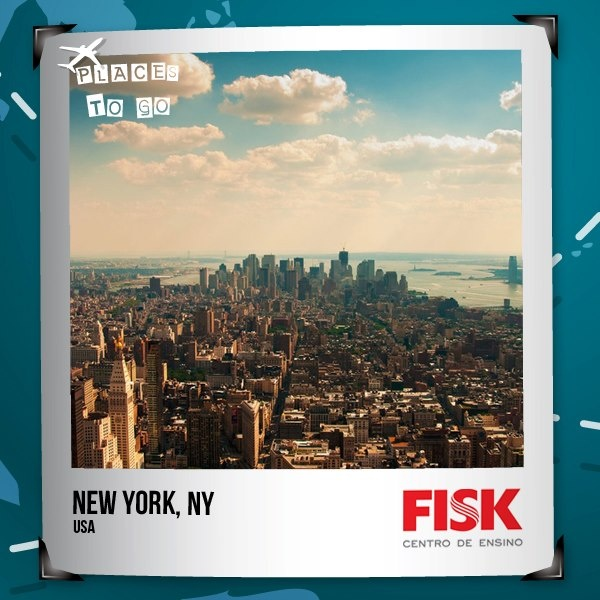 Would you go or have you been to NY?