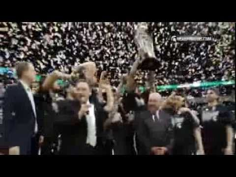 ▶ Michigan State Basketball claims the 2014 Big Ten Tournament Championship - YouTube