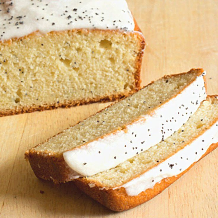 This moist lemon poppy seed bread is loaded with citrus flavor and topped with a tangy, delicious lemon poppy seed glaze. The recipe is in this post!