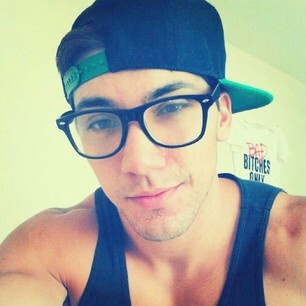 Josh Leyva <3 damn josh is  the most beautiful person I have ever laid my eyes on. He is soo gorgeous!!! :-) I love him!!! ;-)
