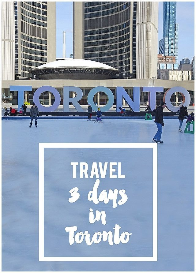 Oh Gosh: Travel: 3 days in Toronto. What we did, where we ate, where we stayed, how we got about.