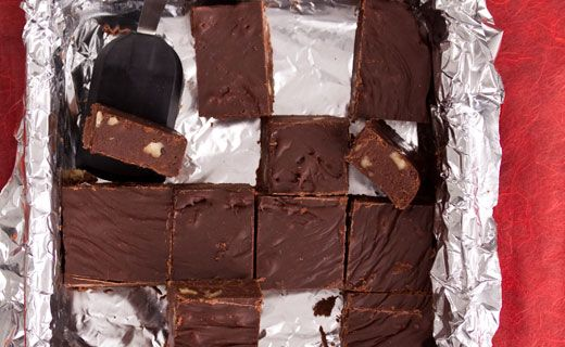 Epicure's Five-Minute Fudge