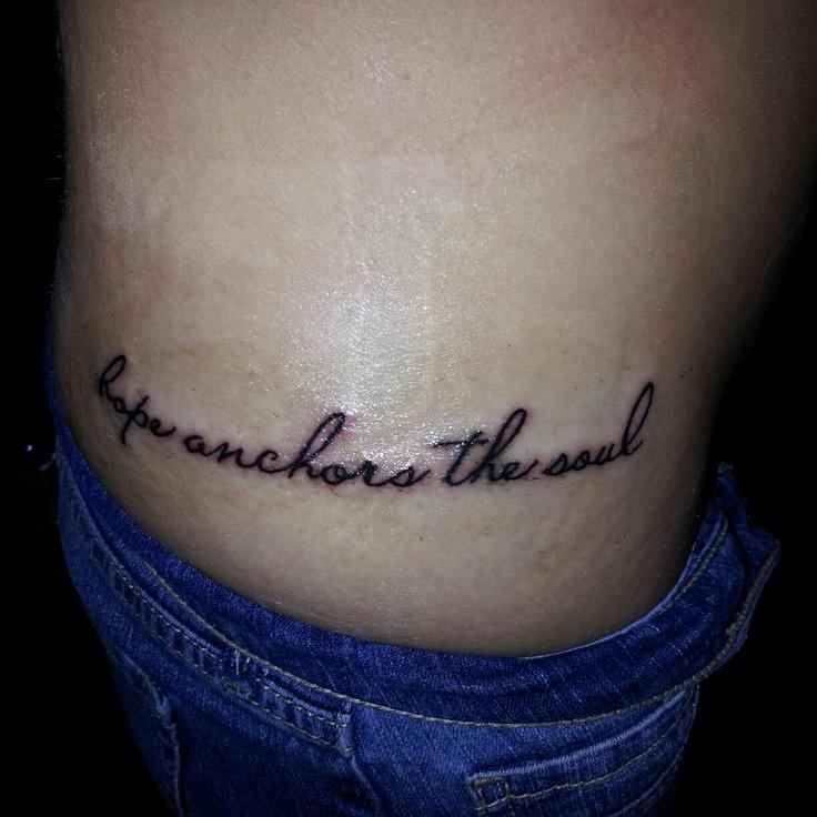 1000 images about tattsss inkkkkk on pinterest dream for Hope anchors the soul tattoo