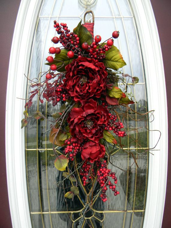 17 Best Images About Valentines Day Wreaths And Decor On