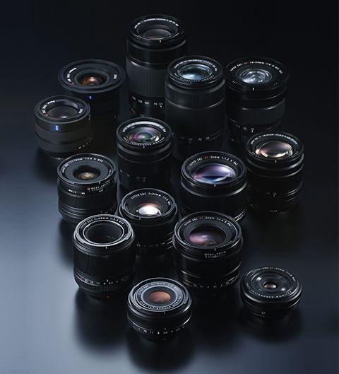 FUJIFILM X-T1 | X-mount lenses