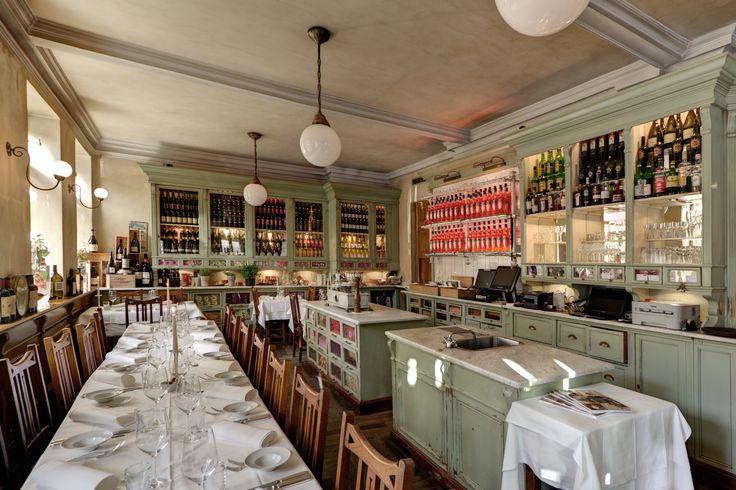Fantastisch gegeten in dit Italiaanse restaurant in München!