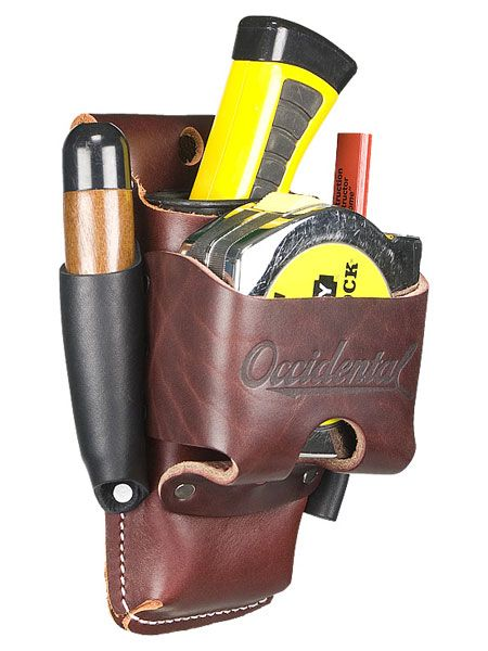 Occidental Leather 5523 Clip-On 4-in-1 Tool Holder