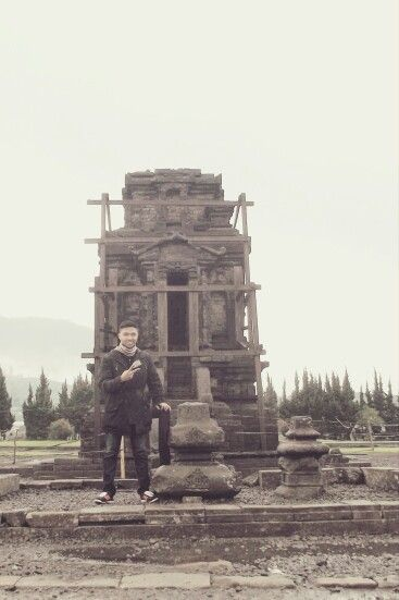 Candi Puntadewa, Dieng. #Temple #Puntadewa #wonosobo