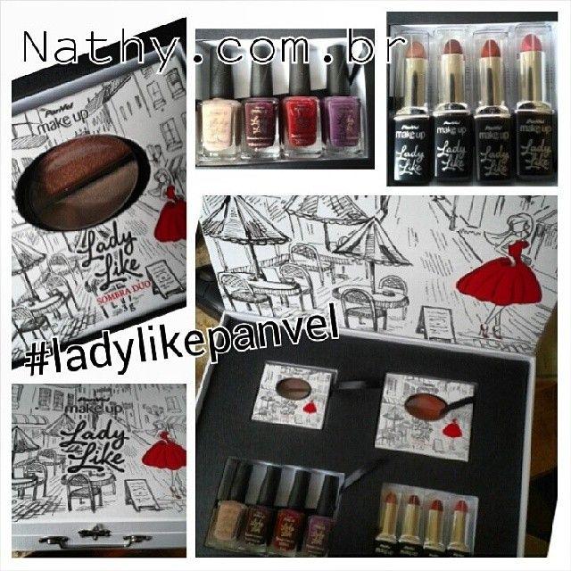 Chegou aqui essa caixa poderosa da nova coleção #ladylikepanvel! emojiemojiemoji Amei @panvelfarmacias muito obrigada!