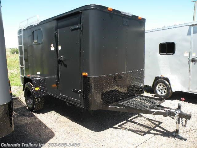 #12780 - 2016 Cargo Craft Elite V 6X12 Off Road Cargo Trailer for sale in Castle…                                                                                                                                                                                 More