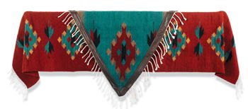 Native American, Western home, color theme