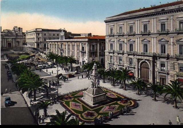 Piazza Stesicoro Catania