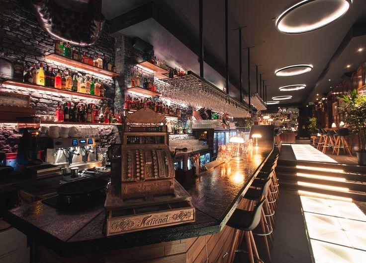 ORSO BARSTOOL & BAR 25 in Copenhagen. #coctails #furniture #modern