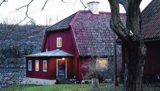 """Byggnadsvårdaren Gustaf Willers: """"Huset fick en ny chans""""   .Lantliv"""