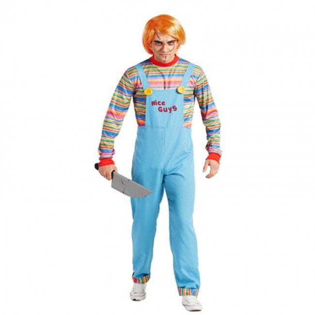 Déguisement Chucky la Poupée de Sang adulte #costumespouradultes #nouveauté2017