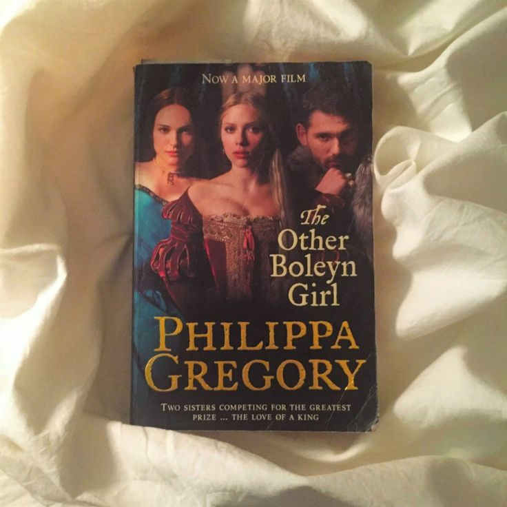 I have lost count of the number of times I have read Philippa Gregory's The Other Boleyn Girl. It is the book that began my obsession with English history