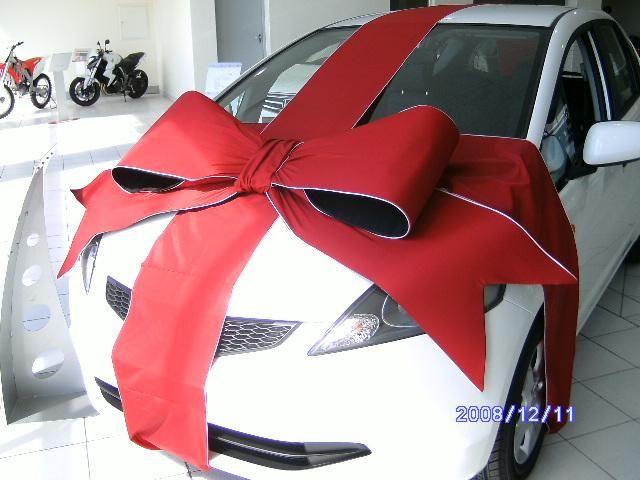 3D Car Bow