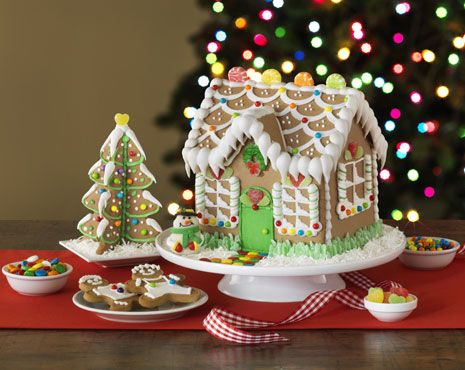 Gingerbread House: Holiday, Gingerbreadhouse, House Ideas, Tree, Google Search, Gingerbread Houses, Christmas Gingerbread