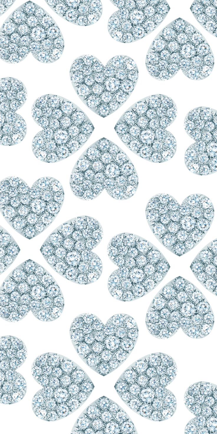 Love is brilliant. Tiffany Metro earrings in 18k white gold with diamonds.