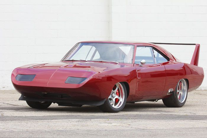 1969 Dodge Charger Daytona, The Fast and The Furious 6.